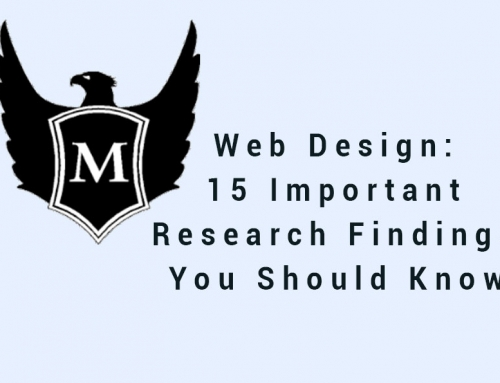 Web Design: 15 Important Research Findings You Should Know